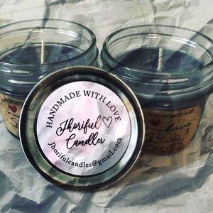 Suede & Smoke Scented Soy 4oz